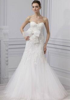 Monique Lhuillier Amethyst Wedding Dress