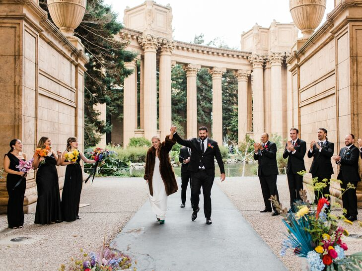 Recessional at Historic Venue
