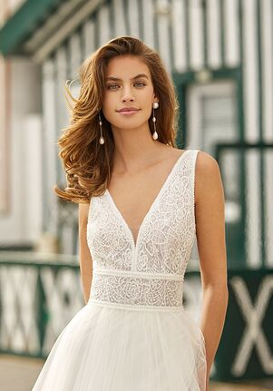 Rosa Clará Soft HANDEL Sheath Wedding Dress