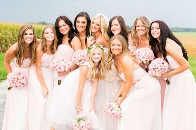 Bella Bridesmaids Westport CT