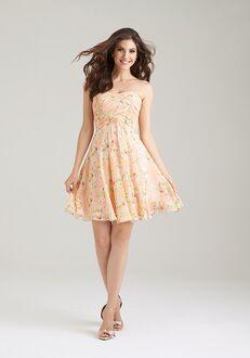 Allure Bridesmaids 1490 Sweetheart Bridesmaid Dress