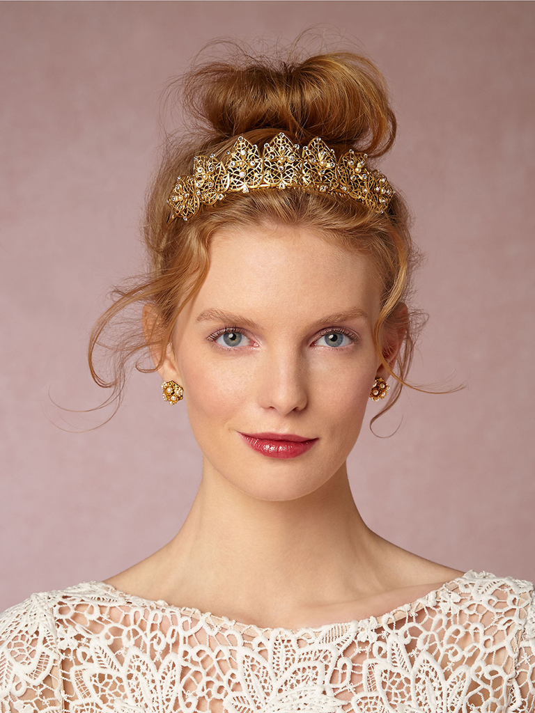Debra Moreland Francesca tiara