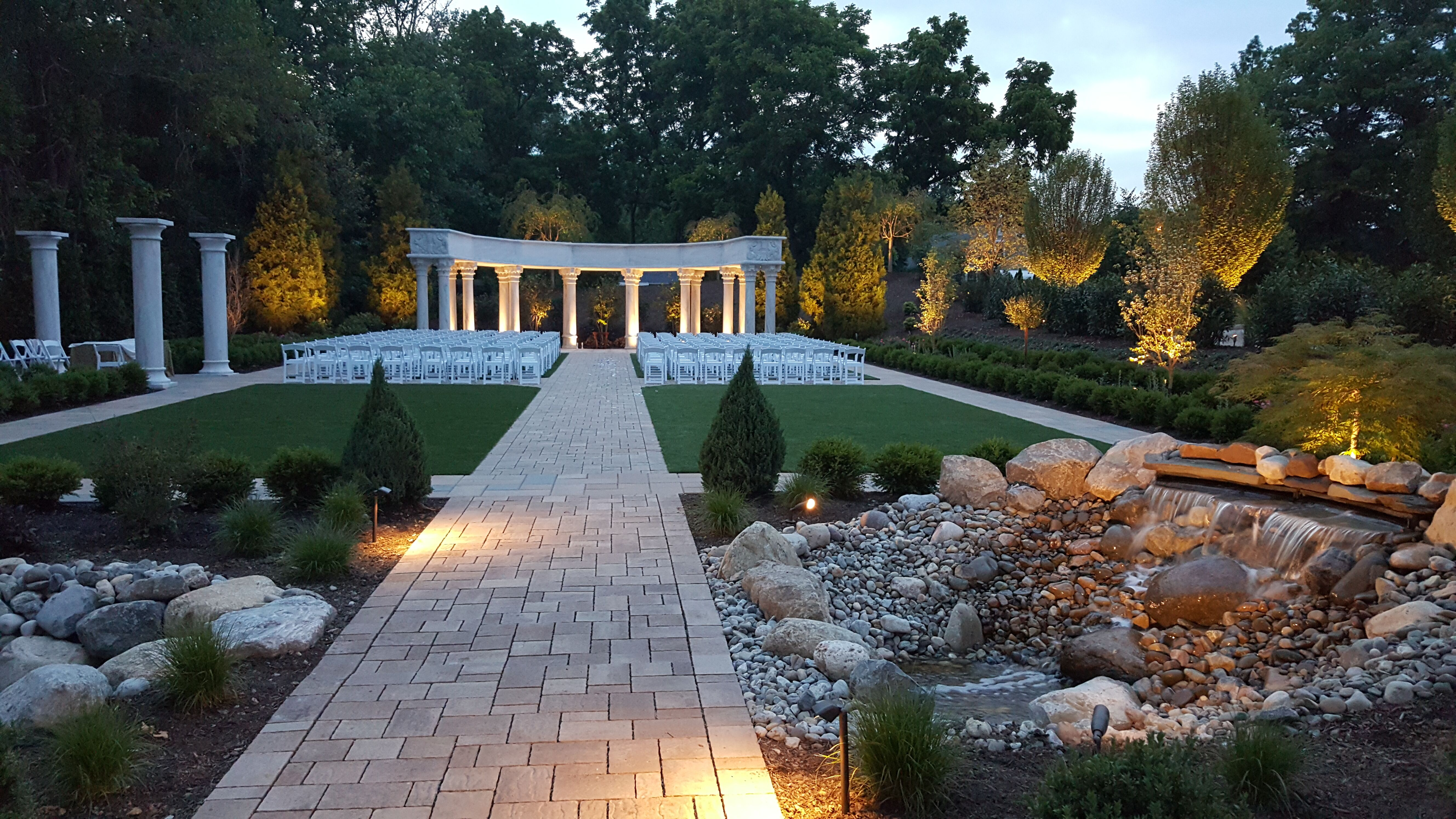 The Waterfall Catering And Special Events Reception