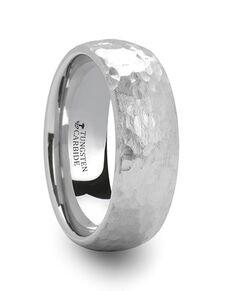 Mens Tungsten Wedding Bands C636-DHF Tungsten Wedding Ring