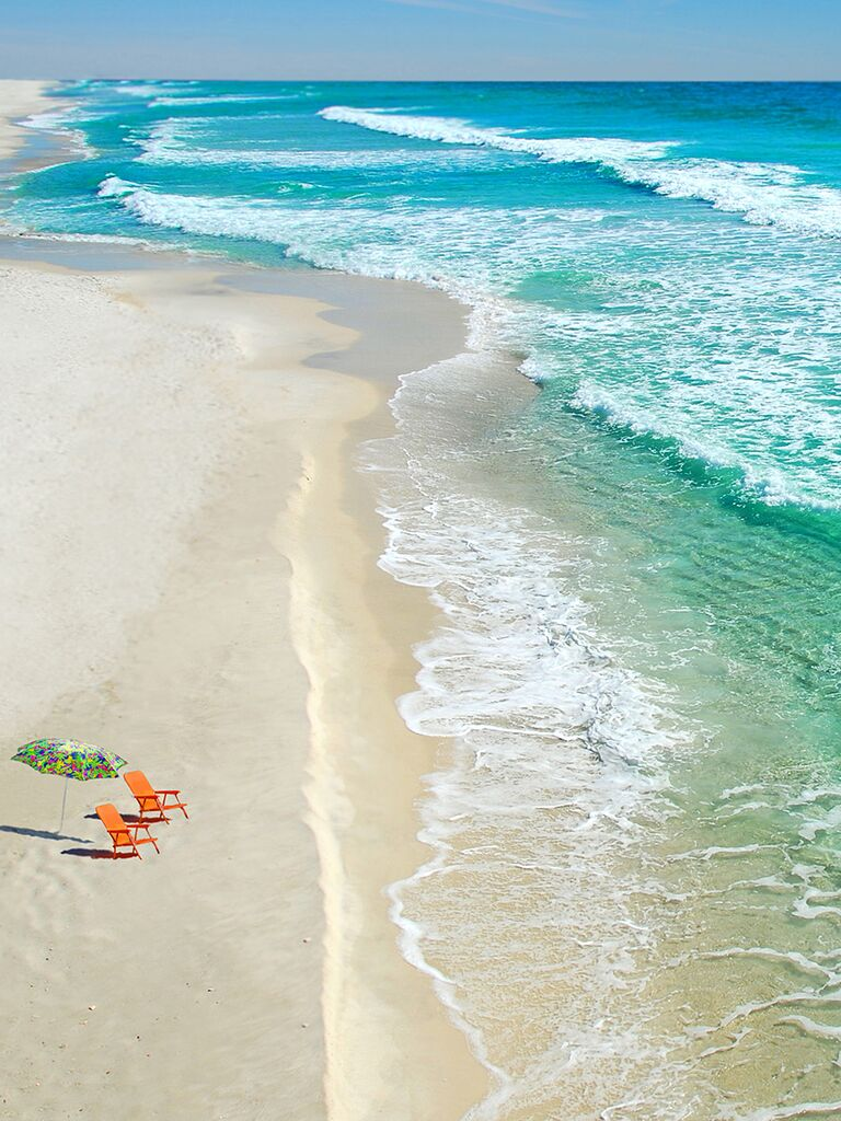 Beach vacation spots united states for The best beach vacations