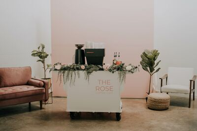 The Rose Coffee Cart