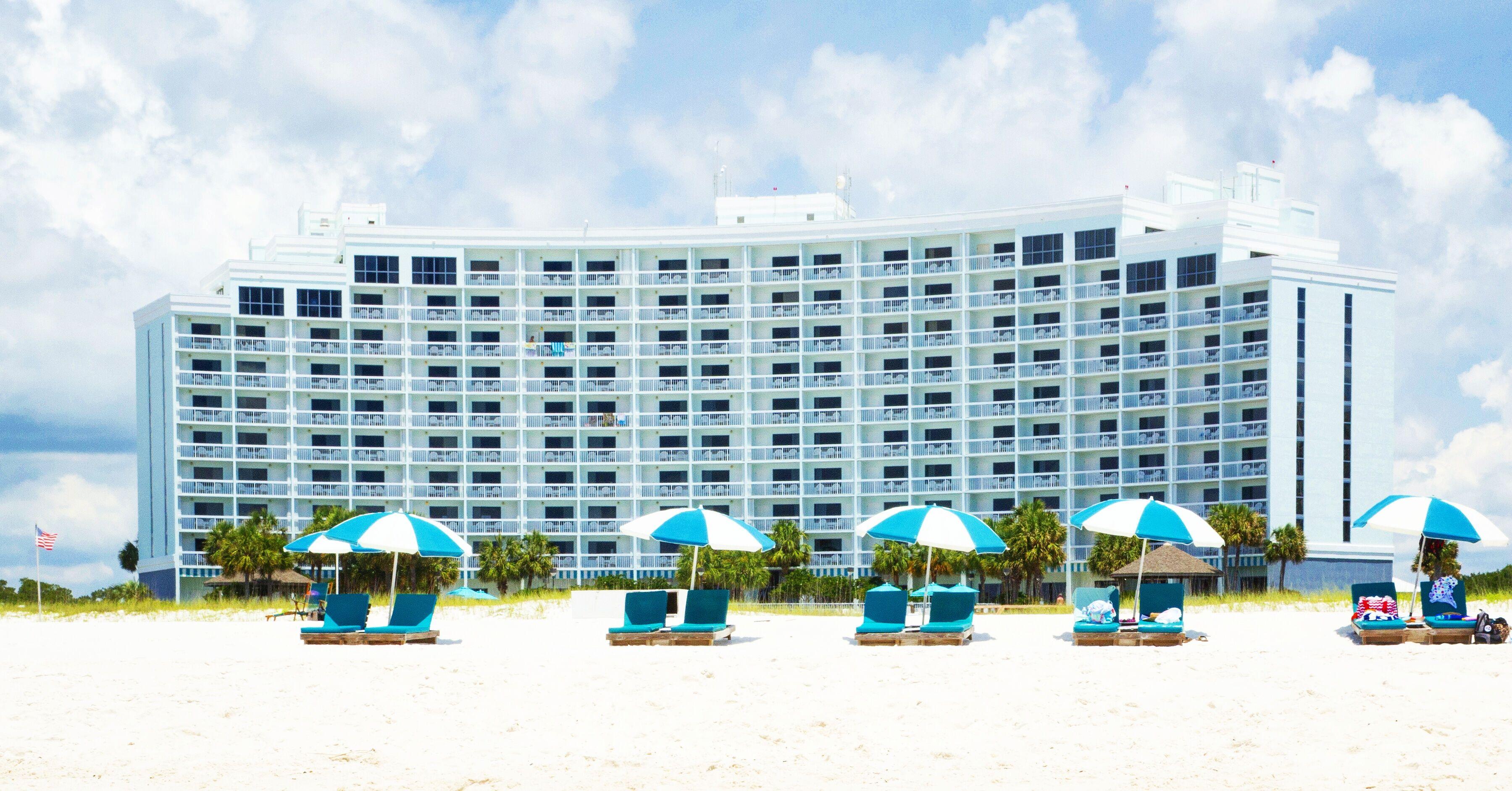 Doubletree By Hilton Orange Beach Beachfront