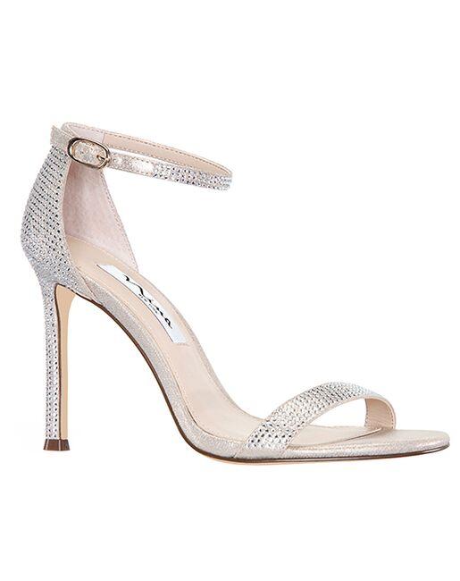 Nina Bridal Dayzee Gold Shoe