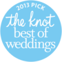 The Knot Best of Weddings - 2013 Pick
