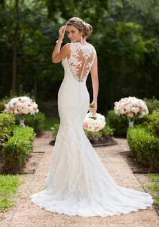 Stella York 6418 Mermaid Wedding Dress
