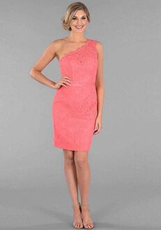 Kennedy Blue Brielle One Shoulder Bridesmaid Dress