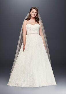 David's Bridal David's Bridal Collection Style 9WG3829 Ball Gown Wedding Dress