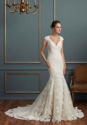 Amaré Couture C124 Anastasia Mermaid Wedding Dress