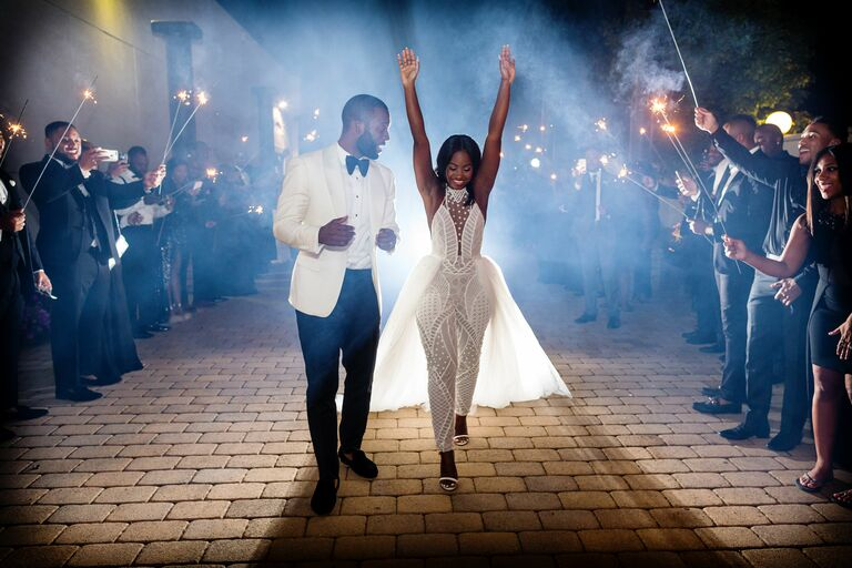 weddings after covid what it could look like how to attend couple celebrates