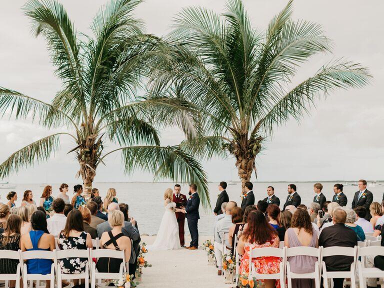 A Guest S Guide To Beach Wedding Attire