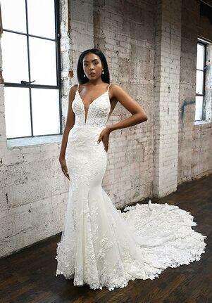 Martina Liana 1305 Mermaid Wedding Dress
