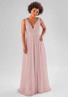 Kennedy Blue Elliot V-Neck Bridesmaid Dress