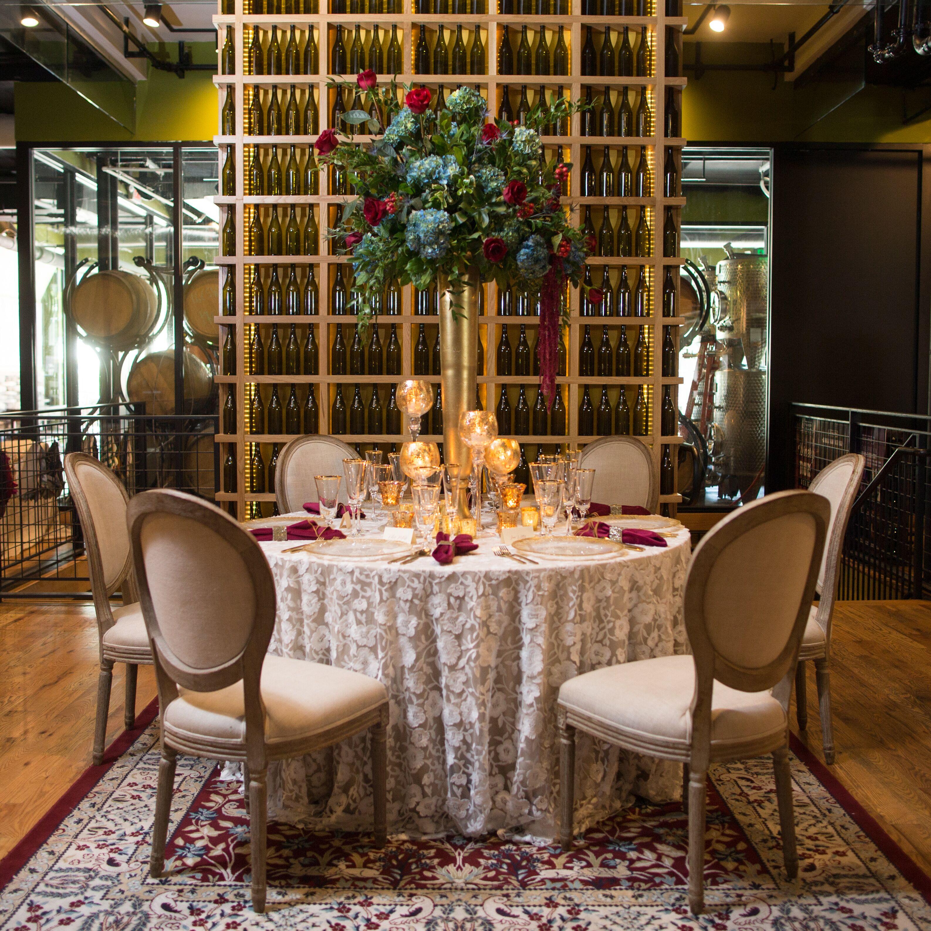 Wedding reception venues in atlanta ga the knot city winery atlanta junglespirit Choice Image