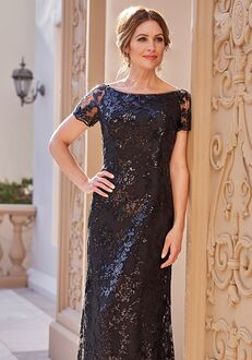 Jade Couture Mother of the Bride by Jasmine K208066 Black Mother Of The Bride Dress