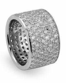 TRUE KNOTS Love is Light Collection - DW275 Palladium, Platinum, White Gold Wedding Ring