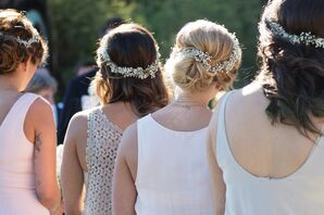 Romantic Baby's Breath Flower Crowns