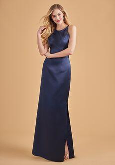 Belsoie Bridesmaids by Jasmine L204061 Bateau Bridesmaid Dress