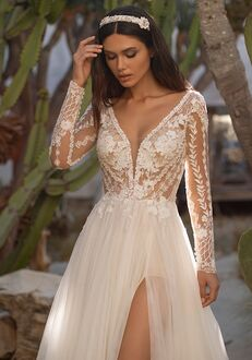 PRONOVIAS HEDREN Ball Gown Wedding Dress