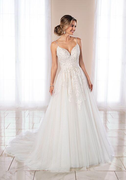 Stella York 6959 A-Line Wedding Dress