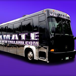 Boston, MA Party Bus | Ultimate Party Bus of New England