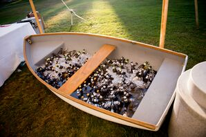 Rowboat Beer Cooler