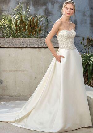 Casablanca Bridal Style 2299 Sequoia A-Line Wedding Dress