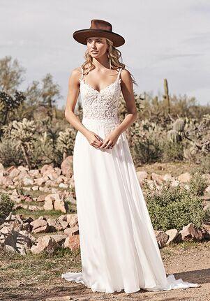 Lillian West 66158 A-Line Wedding Dress