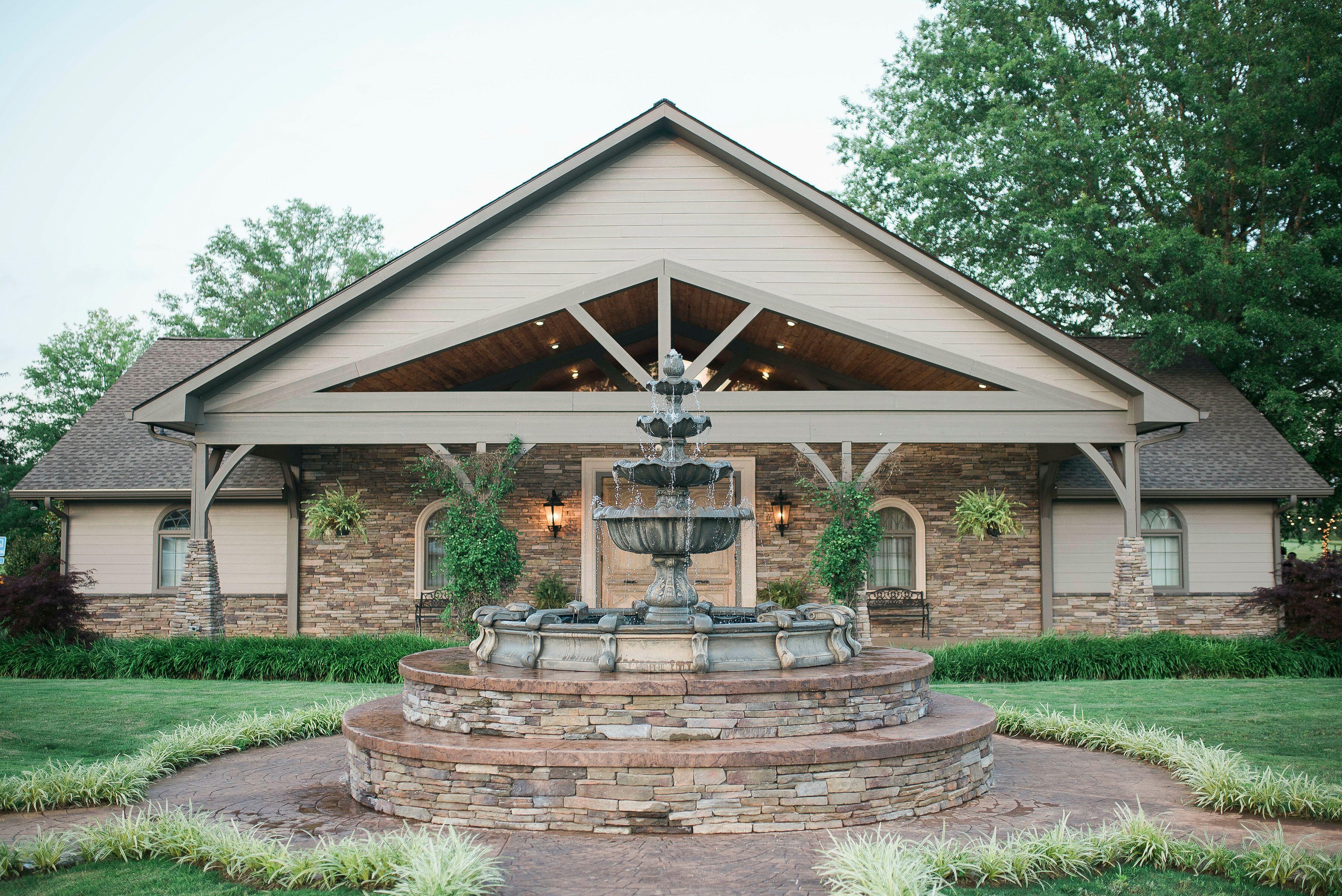 The Oaks Wedding Venue | Reception Venues - Anderson, SC