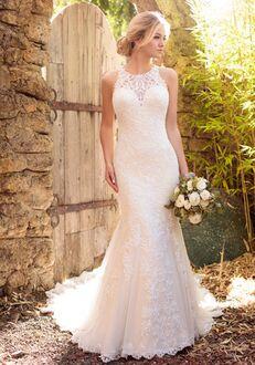 Essense of Australia D2174 Mermaid Wedding Dress