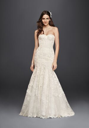20c01fe3d89 David s Bridal. Galina Signature Style SWG755