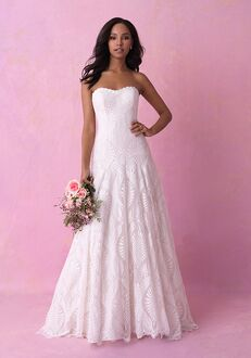 Allure Romance 3158 A-Line Wedding Dress