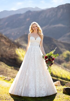 Martina Liana 1113 Ball Gown Wedding Dress