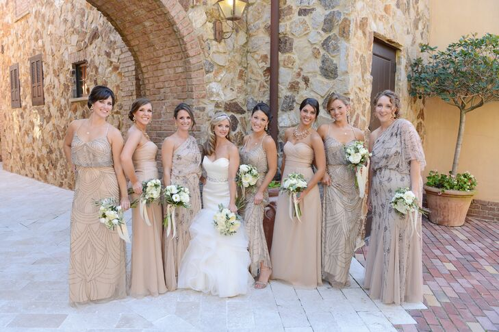 Department Store Bridesmaid Dresses