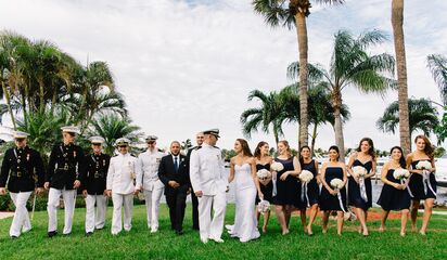 Lighthouse Point Yacht Club | Reception Venues - Lighthouse
