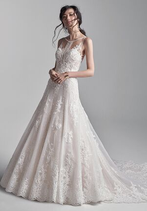 Sottero and Midgley ROONEY A-Line Wedding Dress