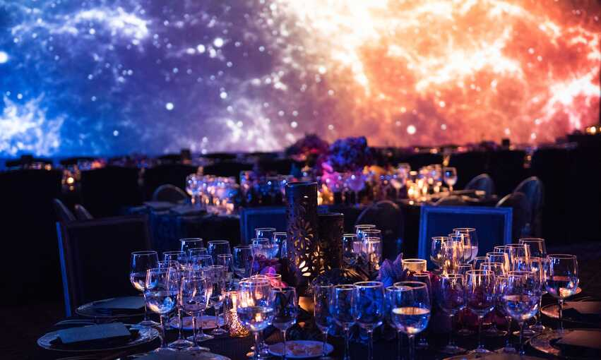 Interstellar party themed inspiration and ideas