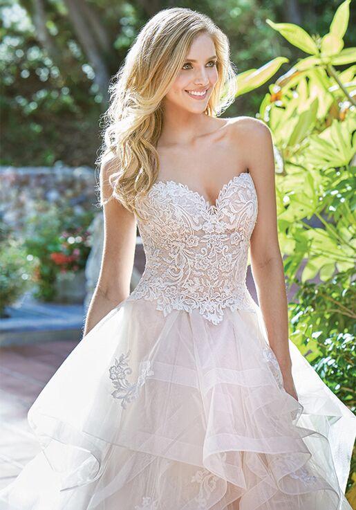 Jasmine Collection F201068 Ball Gown Wedding Dress