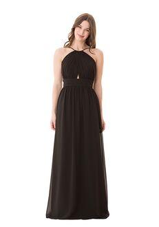 Bari Jay Bridesmaids 1678 Halter Bridesmaid Dress