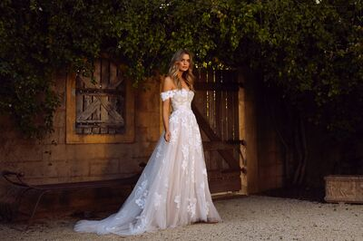 Wedding Dresses San Diego.Bridal Salons In San Diego Ca The Knot