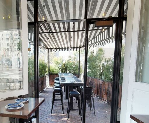 Preux & Proper - The First Floor Patio - Restaurant - Los Angeles, CA