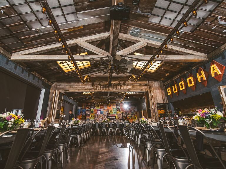 Wedding venue in Oakland Park, Florida.