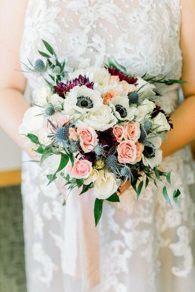 M's Wedding Flowers