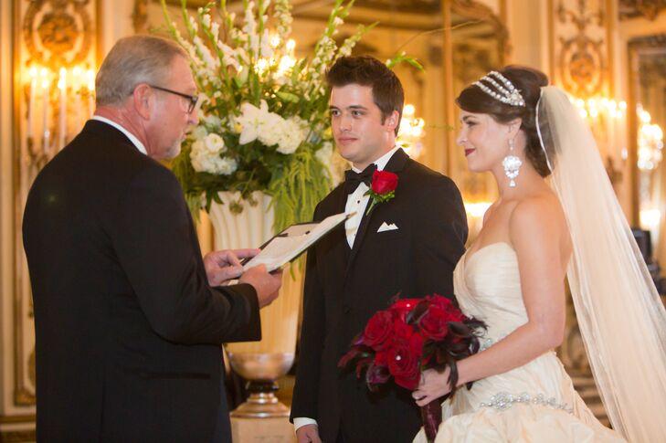 Nicole and Eric, Wedding Ceremony