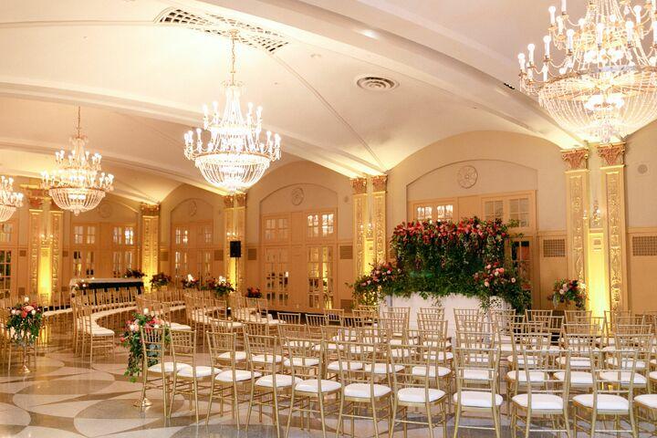Hilton President Kansas City Reception Venues Kansas