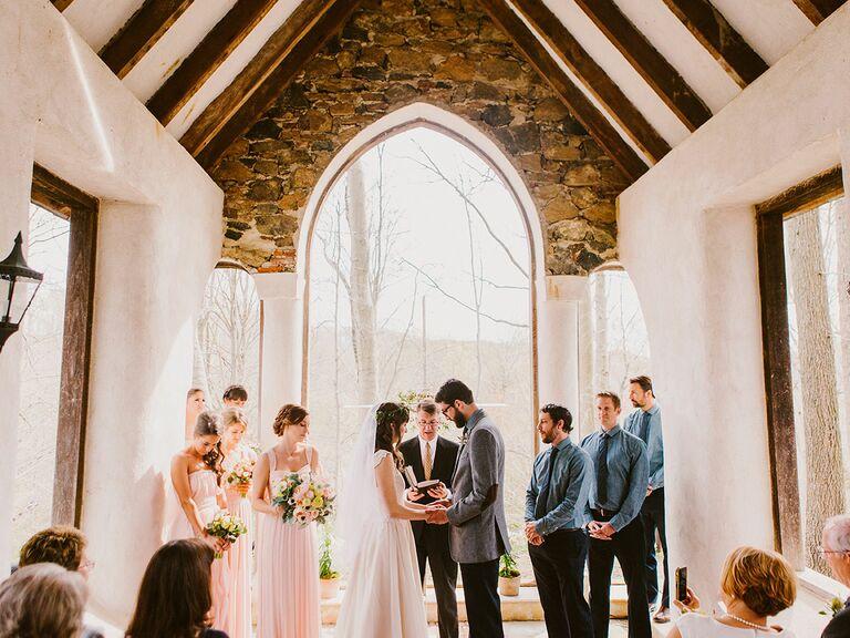 Traditional wedding ceremony